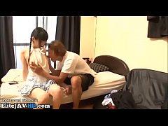 หนังโป๊ญี่ปุ่น ไอ้แก่หื่นจับเด็กวัย18 เล่นหีจนเงียนแหกหีขย่มควยหุ่นโครตเด็ดขย่มทีนมเด้งเสียวมาก