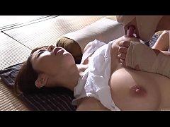 สาวมาทำหน้าที่ดูแลคนป่วยแต่โดนคนป่วยเงี่ยนจับข่มขืนนมของเธอใหญ่มากจนต้องเลียอย่างฟิน